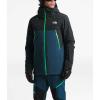 The North Face Mens Apex Flex GTX 2L Snow Jacket - Small - TNF Black/Blue Wing Teal