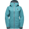 Black Diamond Women's Recon Stretch Ski Shell Jacket - Small - Evergreen