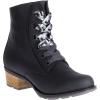 Chaco Women's Cataluna Lace Boot - 6 - Black