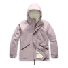 The North Face Girls' Lenado Insulated Jacket - Large - Ashen Purple