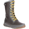 Chaco Women's Borealis Tall Waterproof Boot - 7 - Nickel