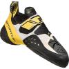 La Sportiva Men's Solution Climbing Shoe - 45 - White / Yellow