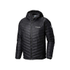 Columbia Men's Snow Country Hooded Jacket - Large - Black