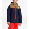 The North Face Kid's Freedom Insulated Jacket - Large - Montague Blue