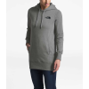 The North Face Women's Extra-Long Jane Pullover Hoodie - XXL - TNF Medium Grey Heather