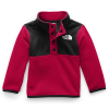 The North Face Infant Glacier 1/4 Snap Top - 18M - TNF Red