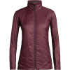 Icebreaker Women's Helix Jacket - Medium - Velvet