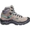 Keen Women's Durand II Mid Waterproof Boot - 6 - Grey Flannel / Steel Grey