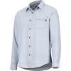Marmot Men's Tumalo LS Shirt - Medium - Steel Onyx