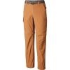 Columbia Men's Silver Ridge Convertible Pant - 44x28 - Camel Brown