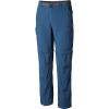 Columbia Men's Silver Ridge Convertible Pant - 44x28 - Petrol Blue