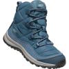 Keen Women's Terradora Waterproof Boot - 9 - Stellar / Majolica Blue