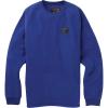 Burton Men's Westmate Polartech Crew - Large - Royal Blue