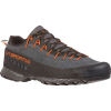 La Sportiva Men's TX4 Hiking Shoe - 39.5 - Carbon / Flame
