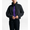 The North Face Women's Dunraven Sherpa Crop - XS - TNF Black
