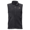 The North Face Men's Campshire Vest - Small - Asphalt Grey / TNF Black