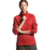 The North Face Women's Canyonlands Full Zip Jacket - Medium - Sunbaked Red