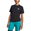 The North Face Women's Heavyweight Box SS Tee - Large - TNF Black