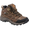 Merrell Youth Moab 2 Mid  A/C Waterproof Boot - 4.5 - Earth