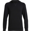 Icebreaker Men's Momentum Hooded Pullover - Medium - Black