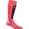 Icebreaker Women's Ski+ Medium Over the Calf Sock - Small - Prism / Velvet / Smoke