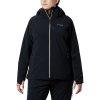 Columbia Women's Titanium Snow Rival II Jacket - 1X - Black