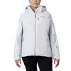 Columbia Women's Titanium Snow Rival II Jacket - Large - White / Cirrus Grey