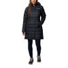 Columbia Women's Hexbreaker Long Down Jacket - Large - Black