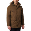 Columbia Men's South Canyon Long Down Parka - Large - Olive Green