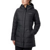 Columbia Women's Hexbreaker Down Jacket - Small - Charcoal Heather