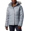 Columbia Women's Lay D Down II Jacket - Large - Tradewinds Grey