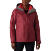 Columbia Women's Whirlibird IV Interchange Jacket - 1X - Beet Crossdye / Red Lily