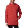 Columbia Women's Basin Trail Fleece Pullover - 3X - Daredevil
