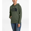 The North Face Women's Half Dome Pullover Hoodie - XS - New Taupe Green / TNF Black