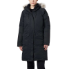 Columbia Women's South Canyon Down Parka - Medium - Black