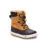 Merrell Boy's Snow Bank 2.0 Waterproof Boot - 4 - Wheat / Black