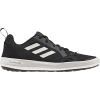 Adidas Men's Terrex CC Boat Shoe - 7.5 - Black / Chalk White / Black