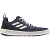 Adidas Men's Terrex CC Boat Shoe - 7.5 - Collegiate Navy / Chalk White / Black