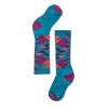 Smartwool Kids' Wintersport Neo Native Sock - XS - Capri