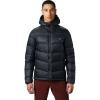 Mountain Hardwear Men's Mt. Eyak Down Hoody - XL - Black