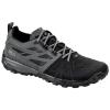 Mammut Men's Saentis Low GTX Shoe - 9.5 - Black / Dark Titanium