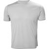 Helly Hansen Men's HH Tech T-Shirt - Large - Light Grey