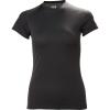 Helly Hansen Women's HH Tech T-Shirt - Large - Ebony