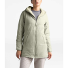 The North Face Women's Merriewood Reversible Parka - Small - Dove Grey / Vintage White
