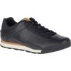 Merrell Men's Burnt Rocked Leather Shoe - 14 - Black