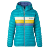 Cotopaxi Women's Fuego Down Hooded Jacket - XS - Evergreen