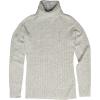 Smartwool Women's Dacono Ski Sweater - Medium - Ash Heather