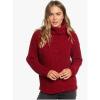 Roxy Women's Velvet Morning Sweater - Large - Rhubarb