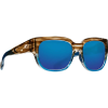 Costa Del Mar Women's Waterwoman Sunglass - One Size - Blue Mirror 580G