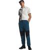 The North Face Men's Class V Pant - XL Short - Blue Wing Teal / TNF Black